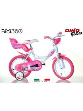 Bicicletta Secrets Bambina 14''