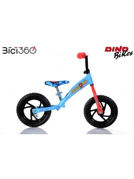 Runner 140R-SAC Bambino Spiderman Dino Bikes