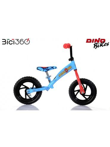 Runner 140R-SAC Bambino Spiderman Dino Bikes