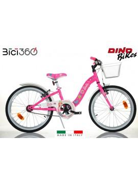 "Bicicletta BARBIE 20"" bambina"
