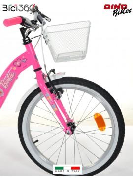 "Bicicletta BARBIE 20"" bambina - NUOVA GRAFICA 2020"