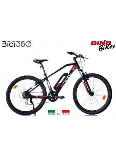 Bicicletta Elettrica 27'' 1027ME-0406 Uomo
