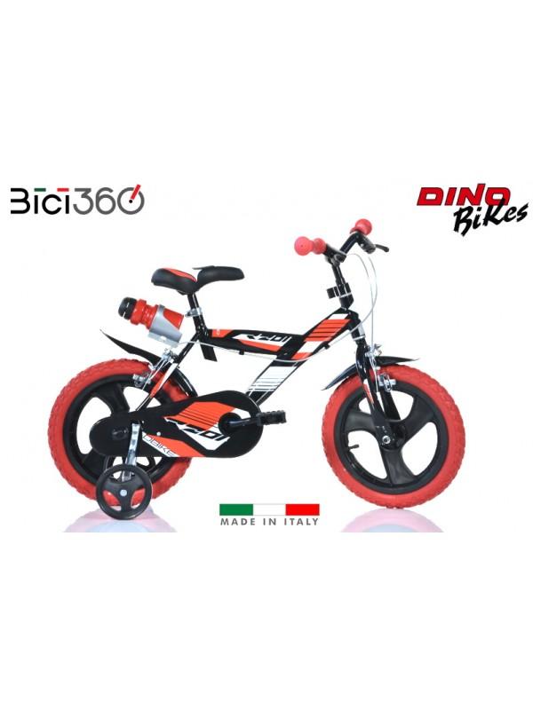 Bicicletta R201 16'' bambino - Dino Bikes