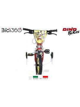 "Bicicletta Mickey Mouse - 14"" bambino"