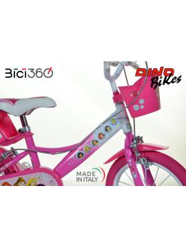 """Bike Disney Princess 14"""""""