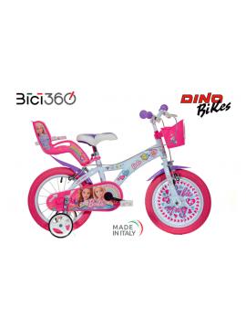 """Bike Barbie 14"""" girl"""