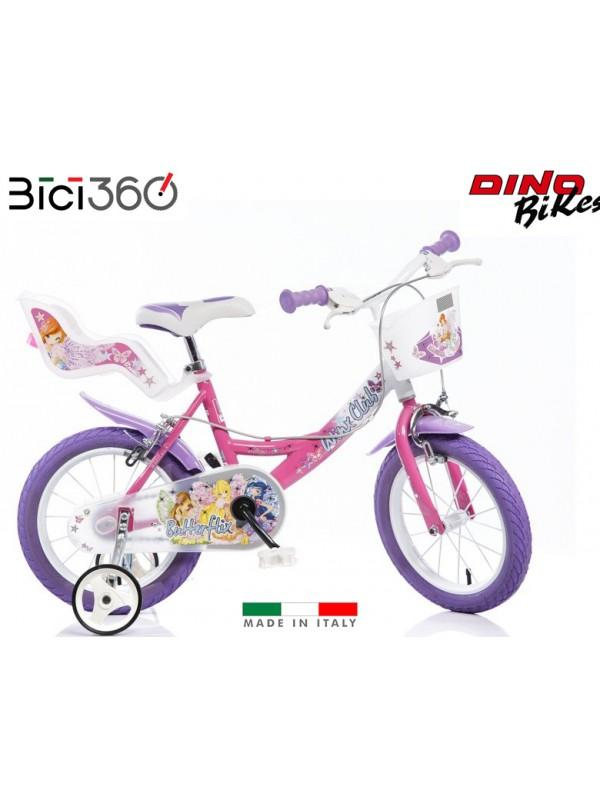 "Bicicletta Winx 16"" bambina"