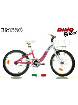 "Bicicletta Winx 20"" bambina"