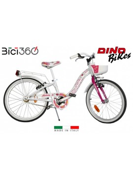 "Bicicletta Hello Kitty 20"" bambina"