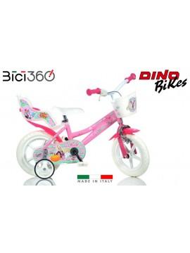 """Bicicletta Regal Academy 12"""" bambina"""