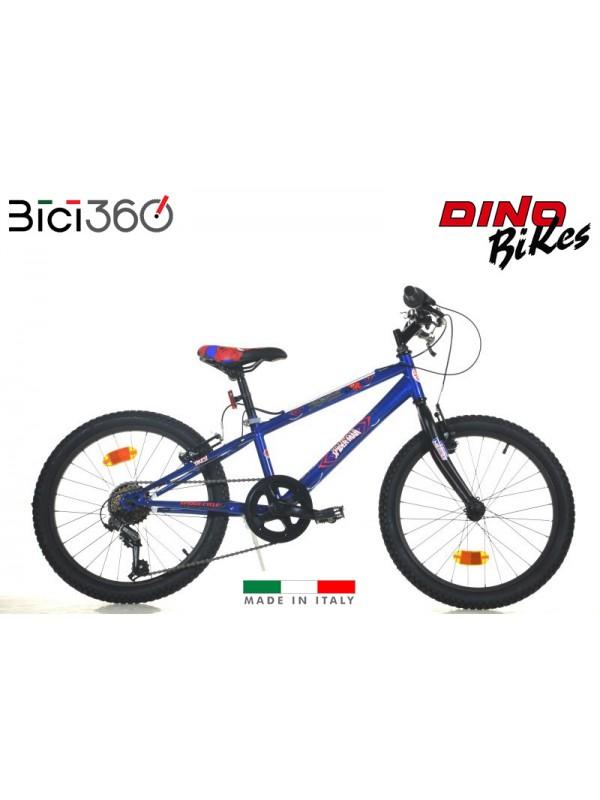 Bicicletta Spiderman 20 Bambino