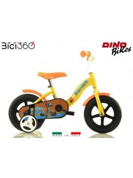 """Bicicletta Era Glaciale 10"""" bambina/bambino"""