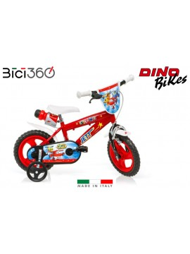 "Bicicletta Super Wings 12"" bambino"