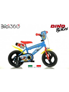 "Bicicletta Il trenino Thomas 12"" bambino"