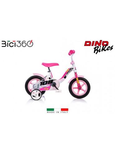 Bicicletta 108L Sport - Colore Rosa