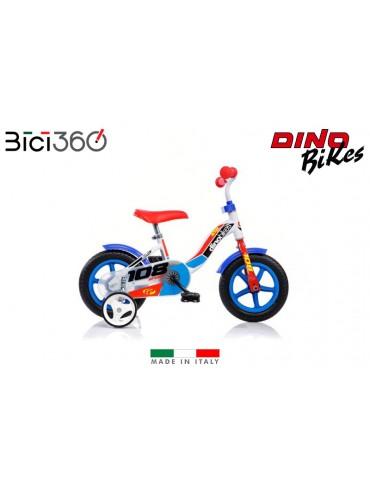 Bicicletta 108L Sport - Colore Blu