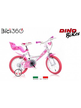 Bicicletta Little Heart 16'' bambina