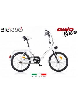 Bicicletta Folding 321 - Colore Bianco
