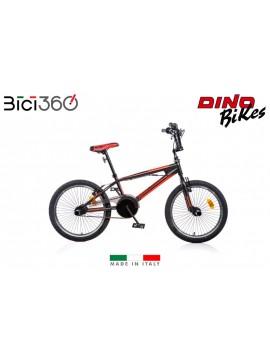 Bicicletta Freestyle 346 - Colore Nero / Rosso