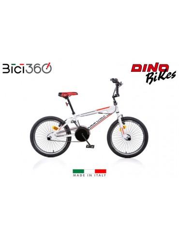 Bicicletta Freestyle 346 - Colore Bianco