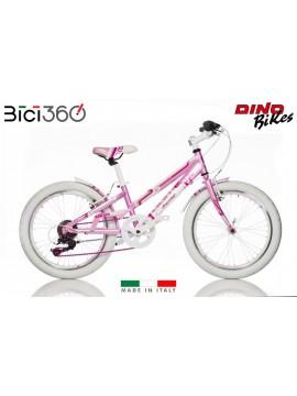 Bicicletta 1020G CTB Game Kit - Colore Rosa
