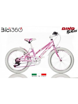 Bicicletta 1020G CTB Game Kit - Colore Rosa