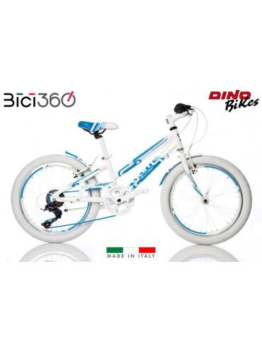 Bicicletta 1020G CTB Game Kit - Colore Azzurro