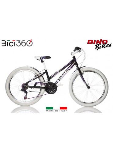 Bicicletta 1024G CTB Game Kit - Colore Nero / Viola