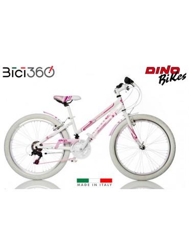 Bicicletta 1024G CTB Game Kit - Colore Bianco / Rosa