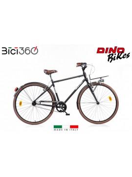 Bicicletta 1028SU Sport Bike - Colore Nero
