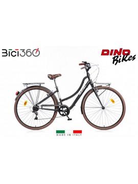 Bicicletta 1028STD Street Donna - Colore Nero