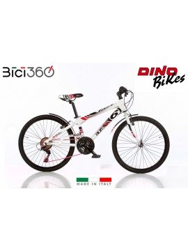 Bicicletta 1024B Fast - Colore Bianco