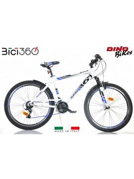 Bicicletta 1026BS Fast - Colore Bianco