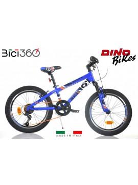 Bicicletta 1020BS Fast - Colore Blu