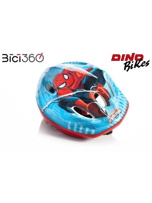 Spiderman helmet boy