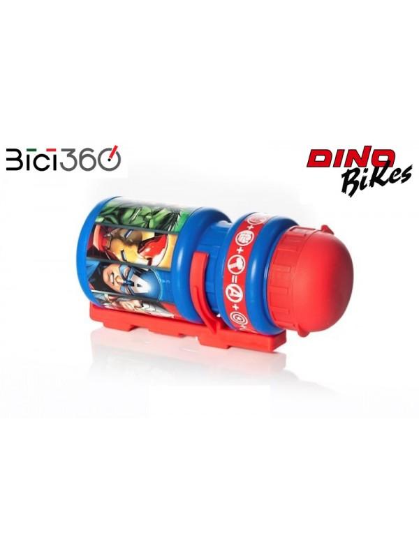 Avengers water bottle boy