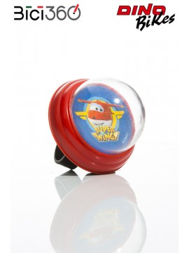 Campanello Soft Super Wings bambino