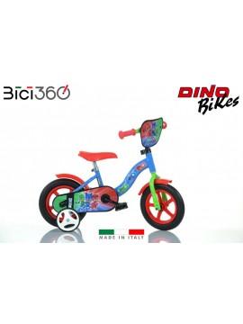"Bicicletta Pj Masks 10"" bambino/a"