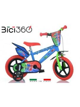 "Bicicletta Pj Masks 12"" bambino/a"