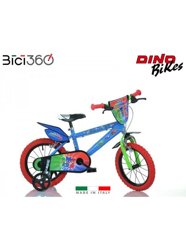 "PJ Masks 16"" bike boy/girl"