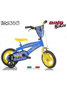 Bicicletta Cattivissimo Me 3 Minions 12'' bambino/a