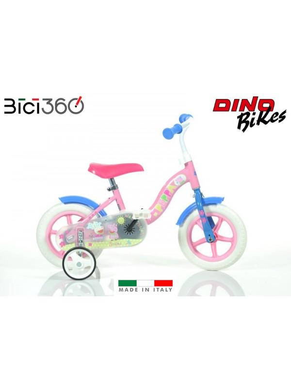 """PEPPA PIG 10"""" girl bike"""