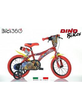 Bicicletta Gormiti 14'' bambino