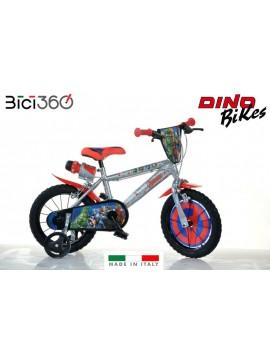 Bicicletta Avengers 16'' bambino