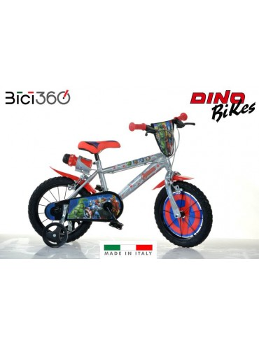 Bicicletta Avengers 2 14'' bambino
