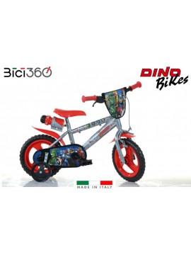 "Bicicletta Avengers 2 12"" bambino"