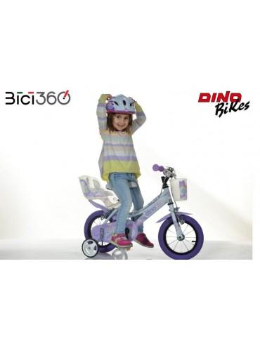 CascoDAA in abbinamento alla linea Fairy - Dino Bikes