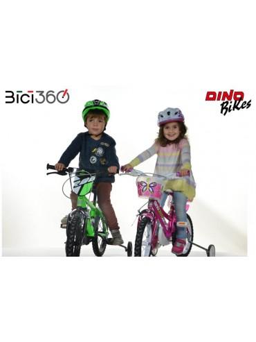 CascoDAA a completamento look bicicletta FLAPPY - Dino Bikes