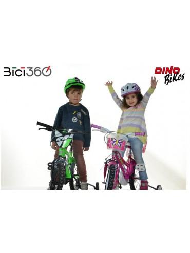 CASCOR88 a completamento bicicletta della linea R88 - Dino Bikes