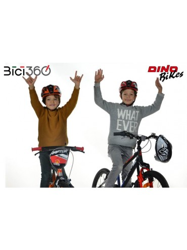 CASCORP in abbinamento alla linea RAPTOR Dino Bikes